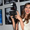Bipasha Basu was snapped with a camera at Dabboo Ratnani's Calendar Launch