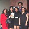 Celebs pose for the media at the Launch of Neha Premjee's New Book '#College'