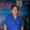 Mahesh Manjrekar poses for the media at the Music Launch of Marathi Movie Sata Lota Pan Sagla Khota