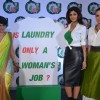 Mandira Bedi, Shilpa Shetty and Neha Dhupia pose for the media at the Ariel Event