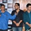 David Dhawan speaks about Varun Dhawan at the Song Launch of Badlapur