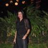 Sushmita Sen poses for the media at Farah Khan's Birthday Bash