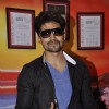 Gurmeet Choudhary poses for the media at the Promotions of Khamoshiyan on Red FM
