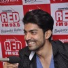 Gurmeet Choudhary interacts with the listeners at the Promotions of Khamoshiyan on Red FM