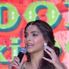 Sonam Kapoor interacts with the audience at the Music Launch of Dolly Ki Doli