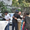 Hrithik Roshan was snapped hugging uncle Rajesh Roshan