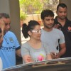 Manyata Dutt bids audie to Sanjay Dutt as he Leaves for Yerwada Jail