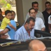 Sanjay Dutt was snapped Leaving for Yerwada Jail
