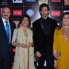 Hrithik Roshan with his family were seen at the Star Guild Awards