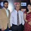 Ramesh Sippy with his family at Star Guild Awards
