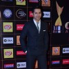 Varun Dhawan poses for the media at Star Guild Awards