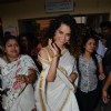 Kangana Ranaut Snapped at RamaKrishna Mission