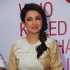 Tisca Chopra was snapped at the Trailer Launch of Rahasya