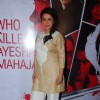 Tisca Chopra poses for the media at the Trailer Launch of Rahasya