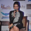 Huma Qureshi interacts with the audience at Cine Blitz Cover Launch