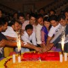 Team of Yeh Rishta Kya Kehlata Hai cuts a cake on Completing 6 Years