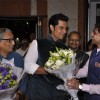Randeep Hooda was felicitated at an Art Exhibition
