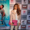 Shibani Dandekar poses for the media at the Premier of Sharafat Gayi Tel Lene