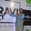 Shekhar Kapoor poses for the media at the Launch of 'The Dharavi Project'