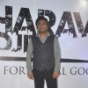 A.R. Rahman poses for the media at the Launch of 'The Dharavi Project'