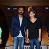 Dhanush and Akshara Haasan at the Promotions of Shamitabh
