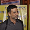Akshay Kumar was snapped at the Special Screening of BABY for Cops