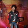 Santosh Juvekar poses for the media at the Launch of the Movie Bikers Adda