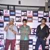 Rannvijay Singh interacts with the media at the Press Conference of MTV Roadies X2