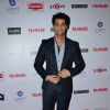 Karan Wahi poses for the media at Filmfare Nominations Bash