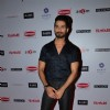 Shahid Kapoor poses for the media at Filmfare Nominations Bash