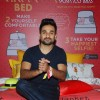 Vir Das poses for the media at Weirdass Pajama Event