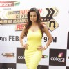 Sanaa Khan at the Launch of Khatron Ke Khiladi - Darr Ka Blockbuster Returns