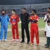 CCL Match Between Mumbai Heroes and Telugu Warriors