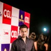 Vatsal Sheth poses for the media at Hundred Hearts' Glamorous Charity Dinner