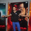 Varun Dhawan poses for the media at the Promotions of Badlapur
