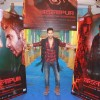 Varun Dhawan poses for the media at the Promotions of Badlapur on CID