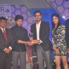 Riteish Deshmukh receives an award at CSR Awards