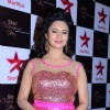 Divyanka Tripathi poses for the media at Valentines Day Event by Star Plus