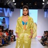 Parvathy Omanakuttan walks the ramp at India Beach Fashion Week