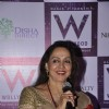Hema Malini interacts with the audience at Wollywood Project's Success Bash