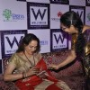 Hema Malini signs an autograph for a fan at Wollywood Project's Success Bash
