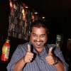 Shankar Mahadevan poses for the media at the Premier of Mitwaa