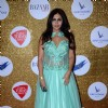 Nisha Jamwal poses for the media at Harper's Bazaar Bride Anniversary Bash
