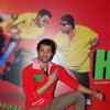 Hanif Hilal poses for the media at the Promotions of Hey Bro