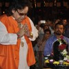 Bappi Lahiri and Dolly Bindra Inaugurate a Unique 40 Feet Shivling