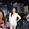 Yami Gautam poses for the media at the Promotions of Badlapur