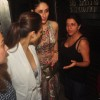 Malaika Arora Khan was snapped while in conversation at Zoya Akhtar's Birthday Bash