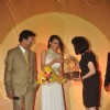 Dipannita Sharma was felicitated at the Launch of Luster Cosmetics