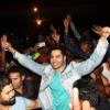 Varun Dhawan visits Gaiety Galaxy for Badlapur