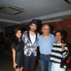 Mukesh Bhatt with his family at Gurmeet Choudhary's Birthday Bash